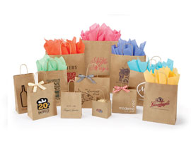 Wholesale Paper Bags Manufacturers in Ireland