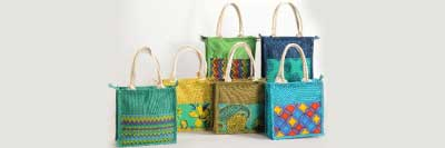 The Essence of Jute bags