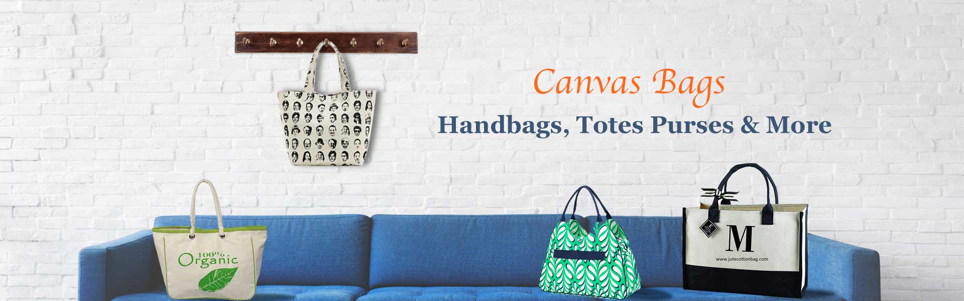 Wholesale Canvas Bags Supplier in Italy