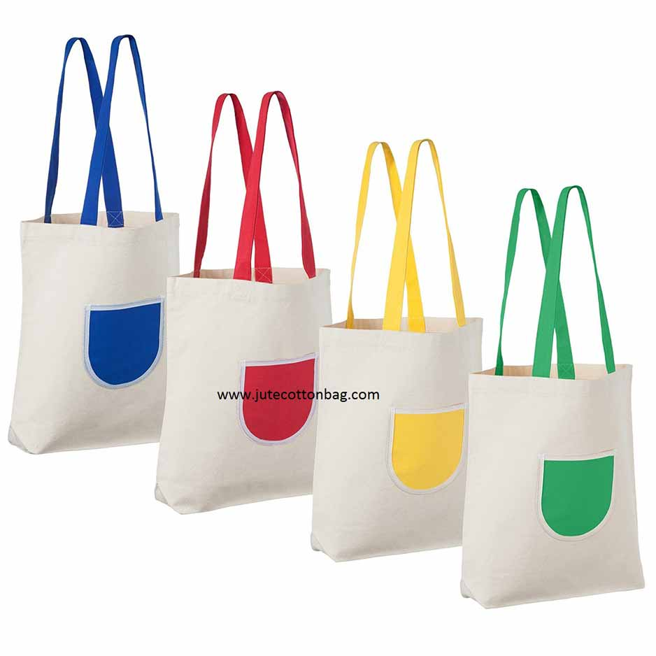 Wholesale Cotton Bags Manufacturers in Italy
