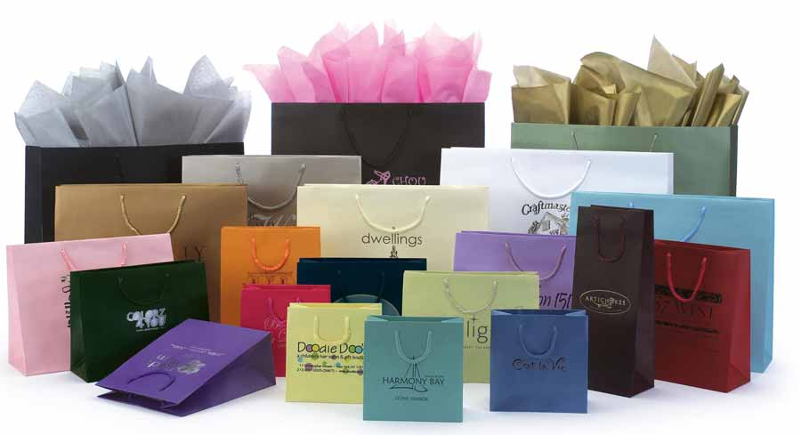 Wholesale Paper Bags Manufacturers in Singapore