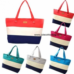 Wholesale Chevron Printed Beach Tote Bags Manufacturers in Malta