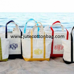 Wholesale Canvas Boat Totes Beach Bags Manufacturers in Uk