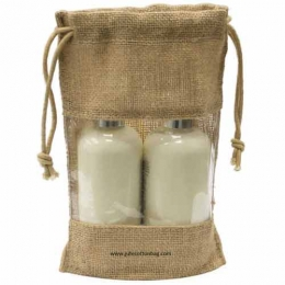 Wholesale Jute Drawstring Bag Manufacturers in Singapore