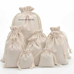 Wholesale Cotton Drawstring Bags Manufacturers in Singapore