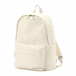 Wholesale cotton canvas shoulder tote backpack bags Manufacturers in California
