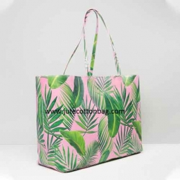Wholesale Usa Palm Printed Beach Bags Manufacturers in Singapore