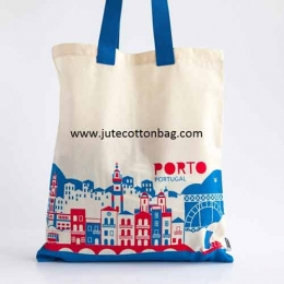 Wholesale Economical 100% Cotton Reusable Tote Bags Manufacturers in Malta