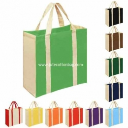 Wholesale Organic Printed Cotton Canvas Bags Manufacturers in Malta
