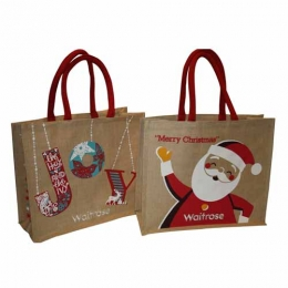Wholesale Jute Christmas Sack Bags Manufacturers in Canada