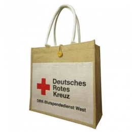 Wholesale Printed Jute Carrier Bags Manufacturers in Europe