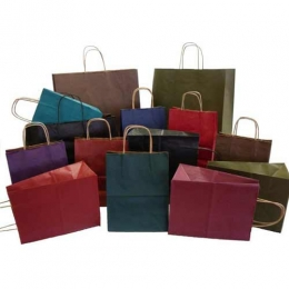 Wholesale Twisted Handle Paper Bag Manufacturers in Singapore
