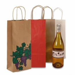 Wholesale Paper Recycle Wine Bags Manufacturers in Singapore