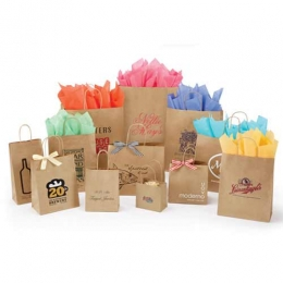 Wholesale Brown Kraft Paper Bags Manufacturers in New York