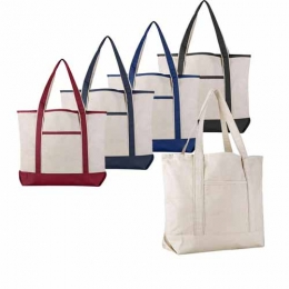 Wholesale Designer Canvas Tote Bags Manufacturers in India