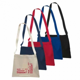 Wholesale Digital Screen Printed Canvas Shoulder Travel Bags Manufacturers in India