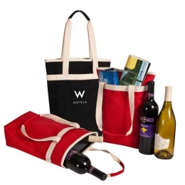 Wholesale Cotton Fabric Wine Bottle Gift Bags Manufacturers in California