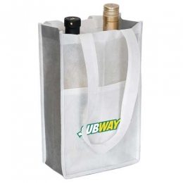 Wholesale Non Woven Double Bottle Wine Bags Manufacturers in California