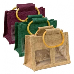 Wholesale 2 Bottle jute Jar bags Manufacturers in California