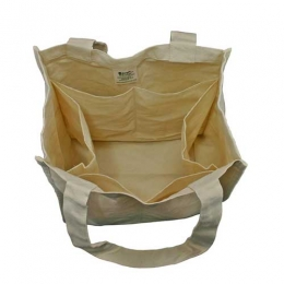 Wholesale 4 And 6 Bottle Cotton Canvas Reusable Wine Bags Manufacturers in Saudi Arabia
